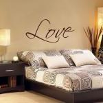 Love Vinyl Wall Decal 2203..